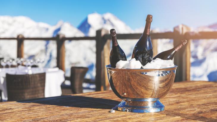 Enoturismo: sempre più vino italiano di qualità nei rifugi di montagna