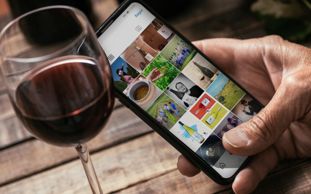 Instagram per le cantine: hashtag vino e consigli per una corretta strategia