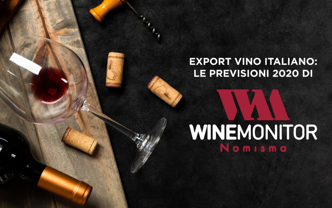 Le previsioni 2020 sul vino italiano di Vinitaly e Wine Monitor