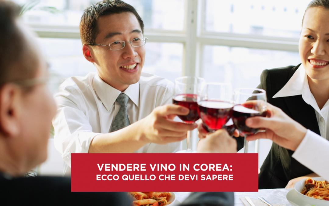 Esportare vino in Corea del Sud: perché interessa le cantine italiane