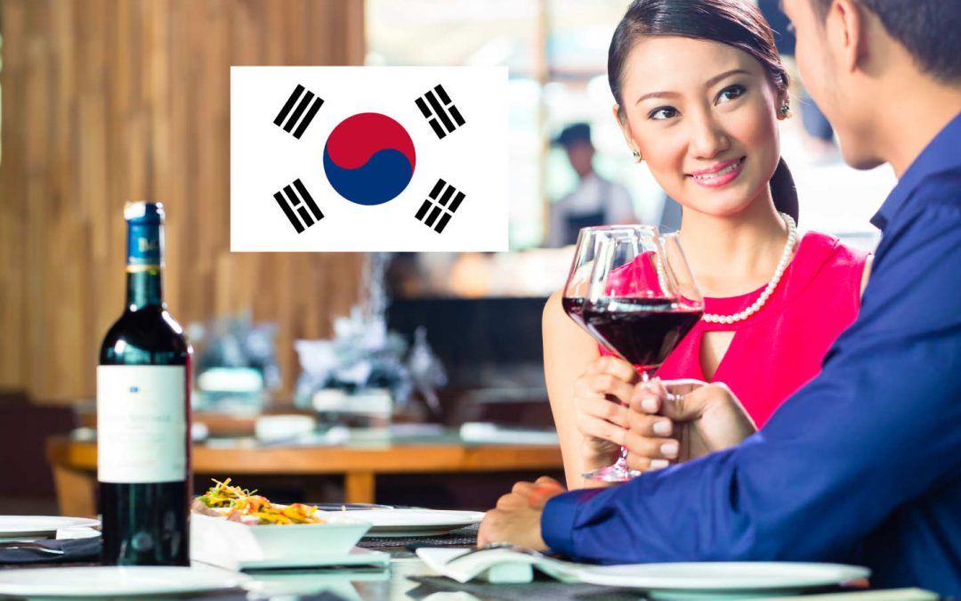 La Corea del Sud diventerà il nuovo mercato del vino italiano in Asia?