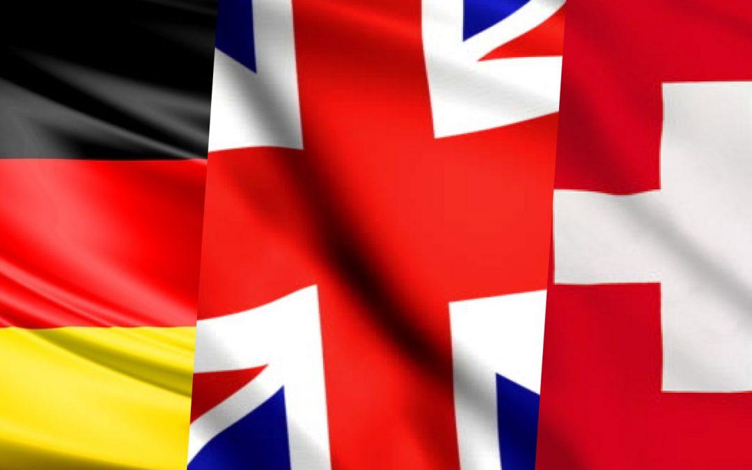 Germania, Regno Unito, Svizzera: qual è il miglior mercato UE per il vino italiano?