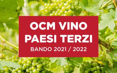 Ocm Vino 2021 / 2022: il wine export del futuro è online